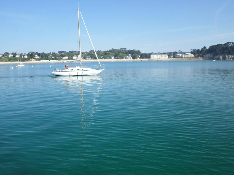 Bateau mer Morgat