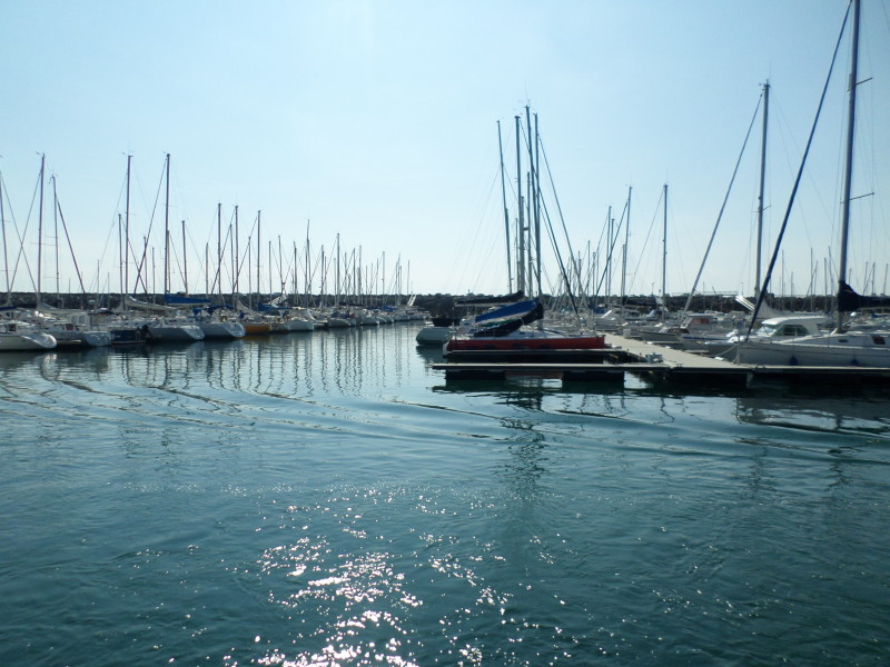 Pontons port de Morgat