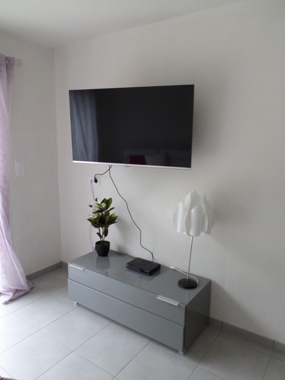 Télévision maison morgat
