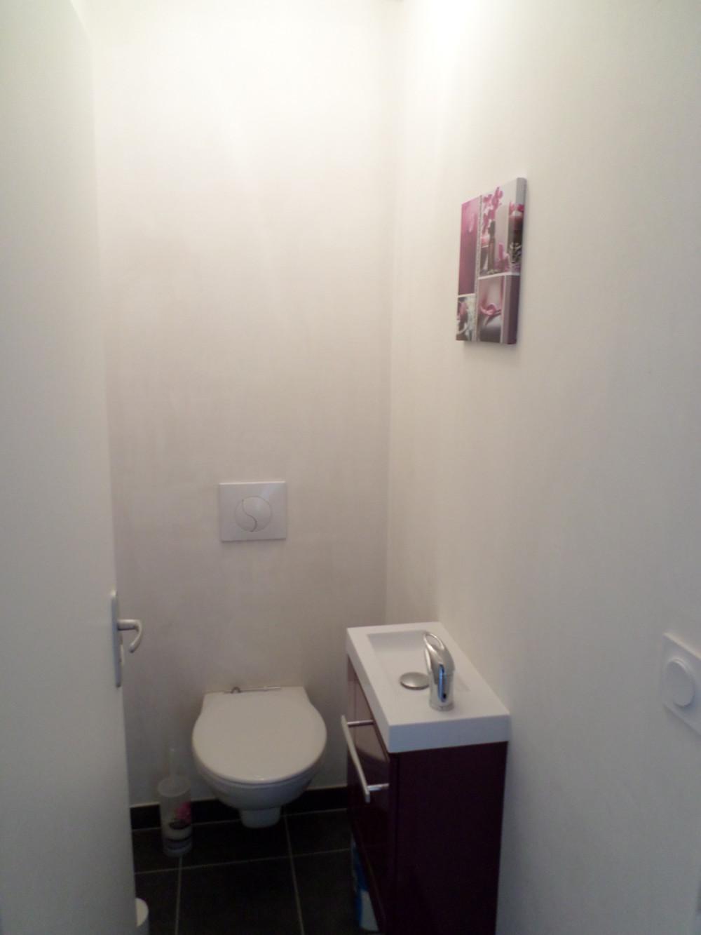 Toilettes maison morgat