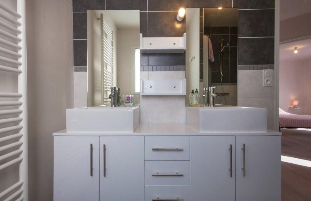 Maison location crozon morgat salle de bain 2