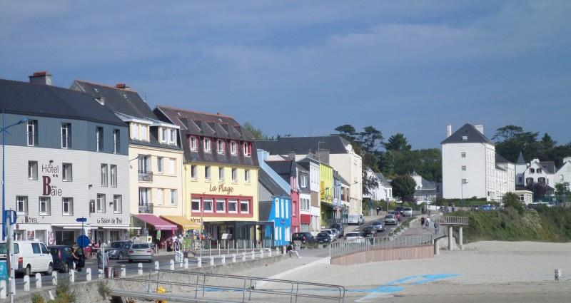 Boulevard de la plage crozon morgat