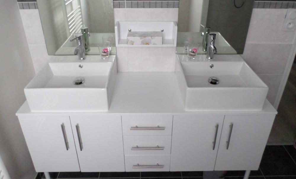 Salle de bain étage morgat